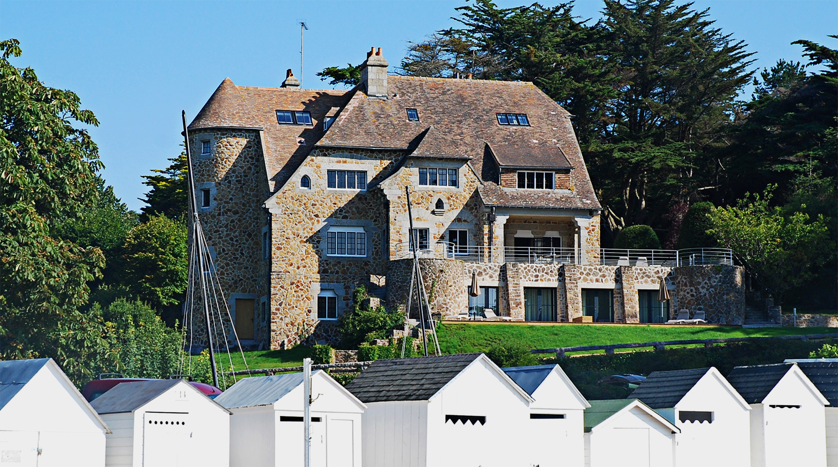 hotel de charme bretagne vue sur mer avec restaurant manoir dalmore. Black Bedroom Furniture Sets. Home Design Ideas